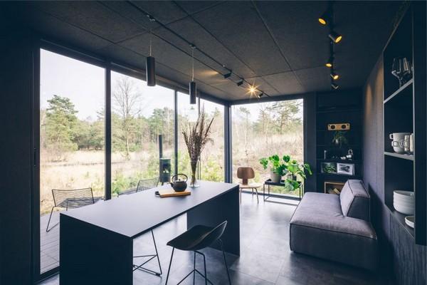 uniek overnachten nederland veluwe tiny house (6)
