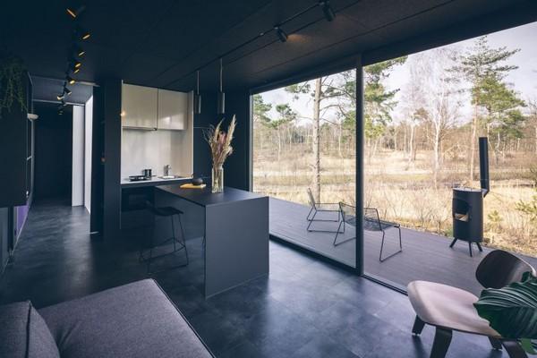 uniek overnachten nederland veluwe tiny house (8)