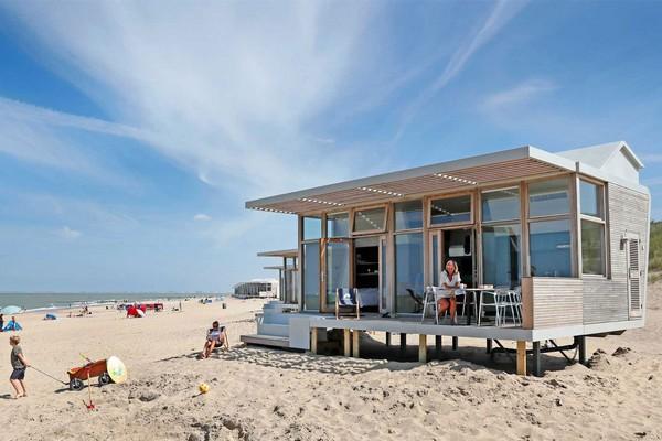 origineel overnachten strandhuisje nederland (5)
